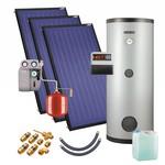 Solaranlagen mit und ohne Warmwasserspeicher