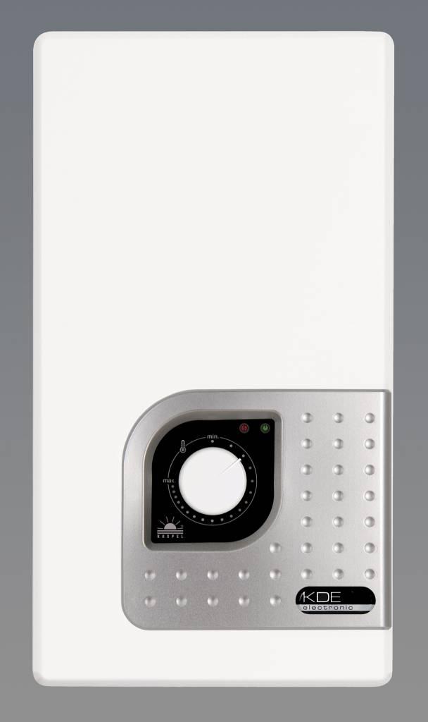 kospel s a kde 27 bonus electronic 27 kw 400 v 3 elektronisch gesteuerter durchlauferhitzer. Black Bedroom Furniture Sets. Home Design Ideas