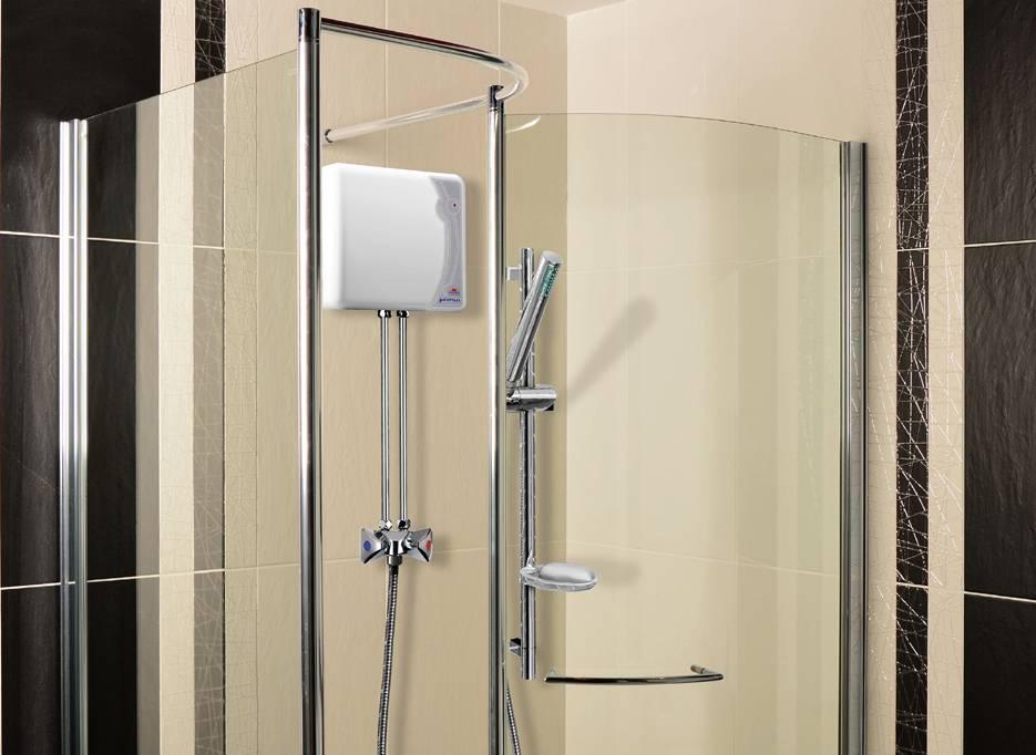 elektrischer durchlauferhitzer epj p 5 5 kw primus drucklos 230 volt f r dusche kospel kospel. Black Bedroom Furniture Sets. Home Design Ideas