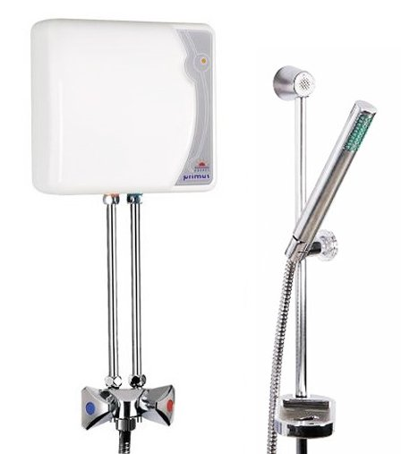 elektrischer durchlauferhitzer epj p 4 4 kw primus drucklos 230 volt f r dusche kospel kospel. Black Bedroom Furniture Sets. Home Design Ideas