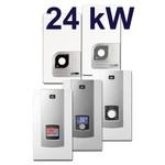 Moderne Durchlauferhitzer 24 kW für mehr Komfort