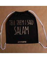 Ummahbrand Salam – Bag Gold Edition