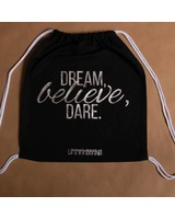 Ummahbrand Dream BELIVE dare – Bag Silver Edition