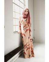 Annah Hariri Autumn Cherry Kleid - SALE