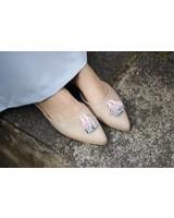 Zamzam Zalila Mule Shoes x Tassel