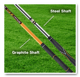 golfclub shafts