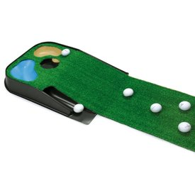 Legend Golf Hazard Puttingmat Met 'Auto Putt Returner'