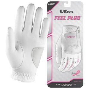 Wilson Feel Plus Ladies Golfhandschoen