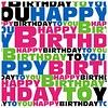 """""""Happy Birthday"""" (ingepakt)"""