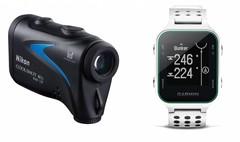 Golf Laser en GPS systemen