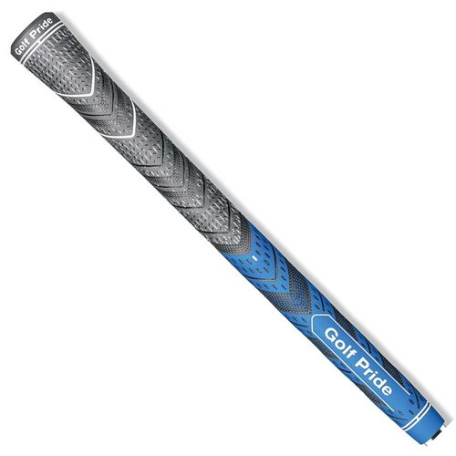 GolfPride New Decade MultiCompound Plus 4 Grip - Blauw Charcoal