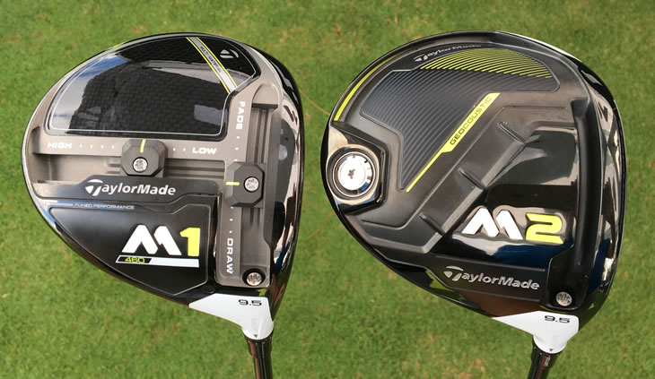 TaylorMade M1 M2 driver Blog GolfDriver.nl