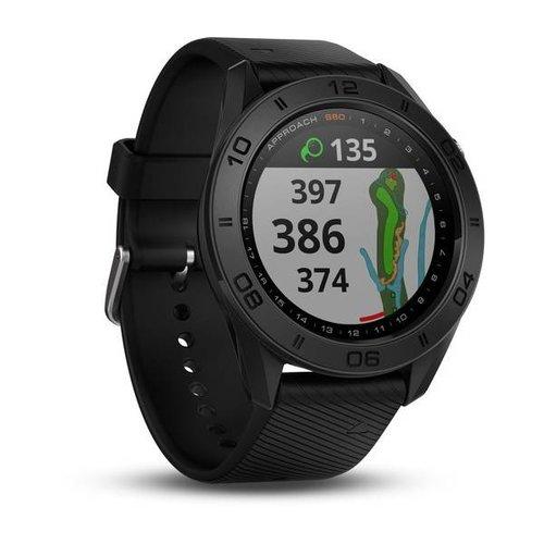 Garmin Approach S60 GPS Golfhorloge - Zwart