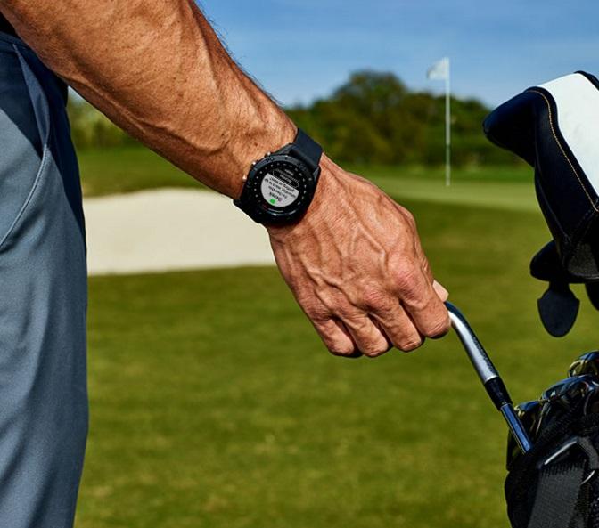 Garmin S60 GolfDriver.nl