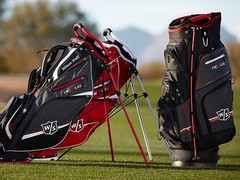 Golftassen, draagtassen, cartbags, pencilbags