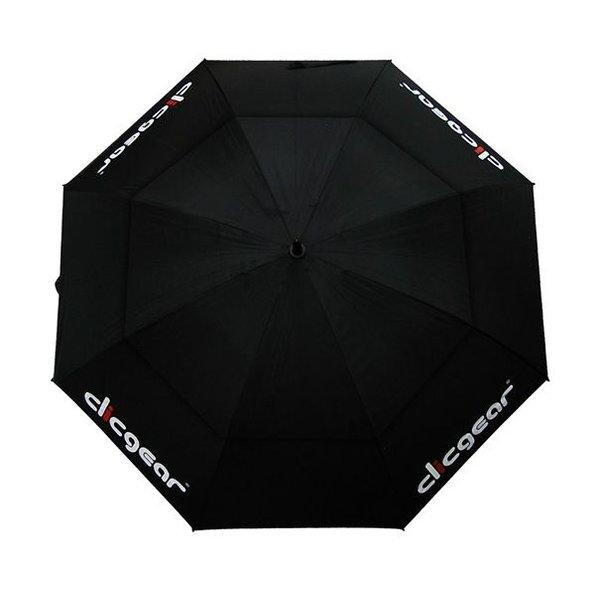 Clicgear 68 inch Double Canopy Golfparaplu - Zwart