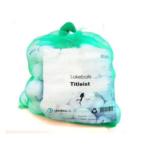 Titleist Lakeballs AAA - 50 Stuks