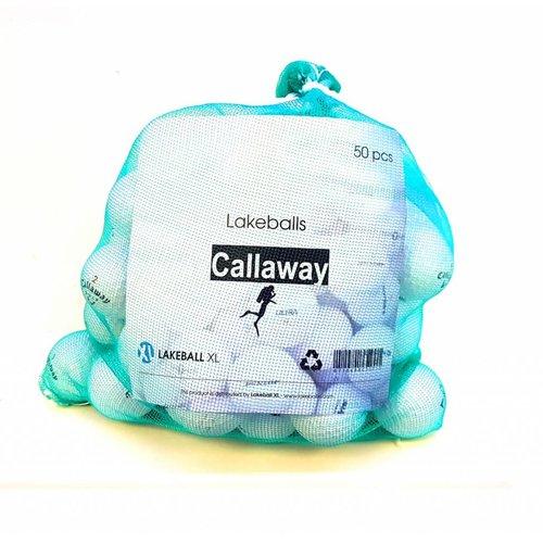 Callaway Lakeballs AAA - 50 Stuks