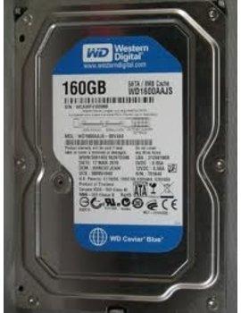 """Western Digital (WDC) 160GB 7.200 rpm 3.5"""" SATA"""