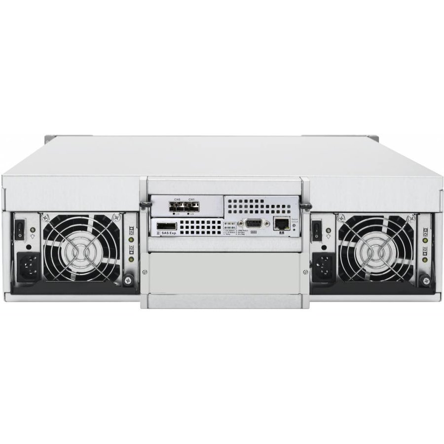 ESDS S16E-G2251 - 10GbE iSCSI Channel Host Connections - 6G SAS Drive Channel