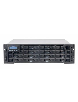 Infortrend ESDS S16E-G2142-6A - 1GbE iSCSI Channel Host Connections - 6G SAS Drive Channel
