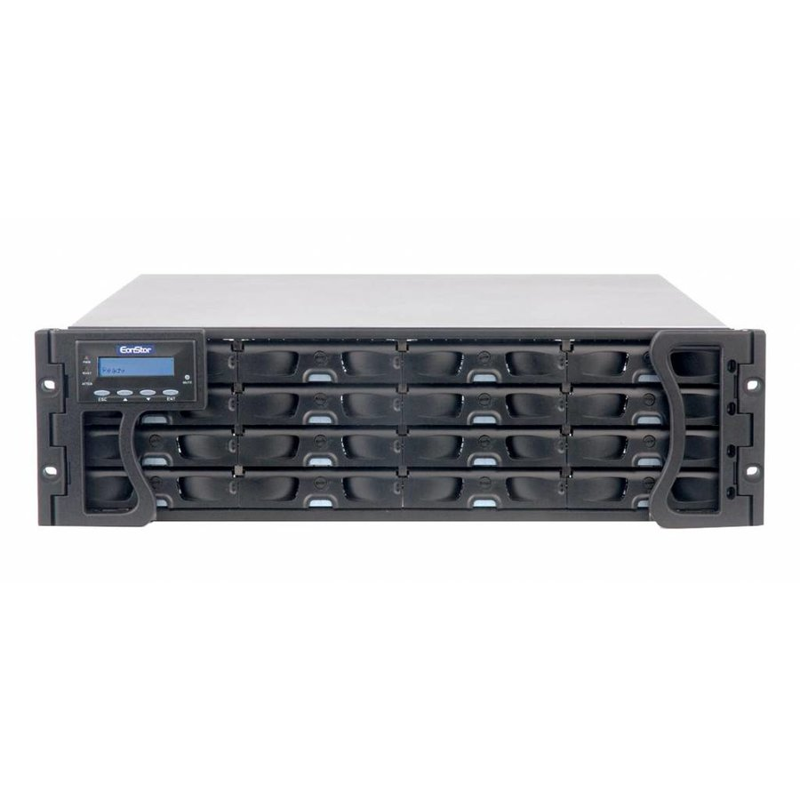 ESDS S16E-R2142-6A - 1GbE iSCSI Channel Host Connections - 6G SAS Drive Channel