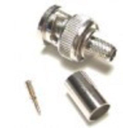 WSM Technology Nederland B.V. RG-59 BNC crimping connector, 50 pcs per bag