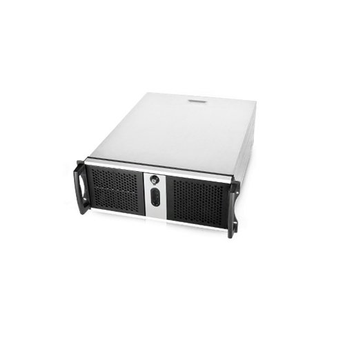 "Veiligheid Voor Alles 19"" 4U-465mm VMS Server/NVR I5 3 x 1TB Surveillance"