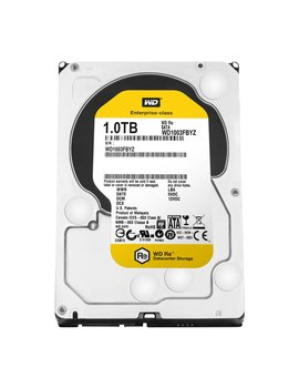"Western Digital (WDC) 1TB 7.200 rpm 3.5"" SATA 6GB/S RE"