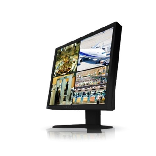 "EIZO FDS1903-BK (Black), 19"" LED 5:4. 1280 x 1024, Security & Surveillance"