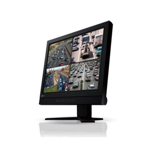 "EIZO FDS1703-BK (Black), 17"" LED 5:4, 1280 x 1024, Security & Surveillance"