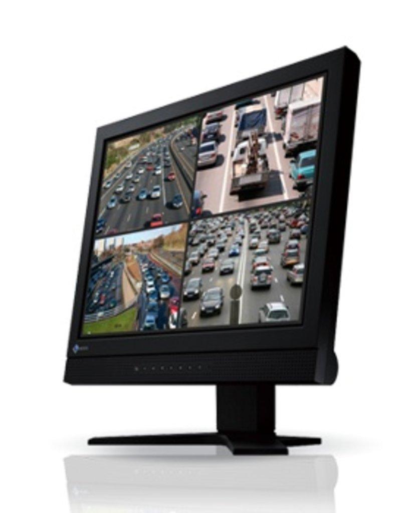 "EIZO FDS1703-BK (Black), 17"" LED 5:4, 1280 x 1024, Security & Surveillance"