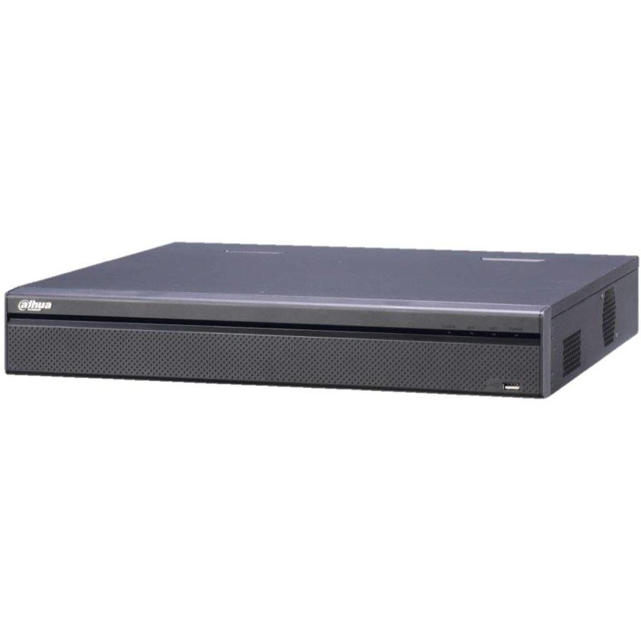 16CH 1.5U - 4 HDD 4K H.265 - 16 PoE NVR - no HDD