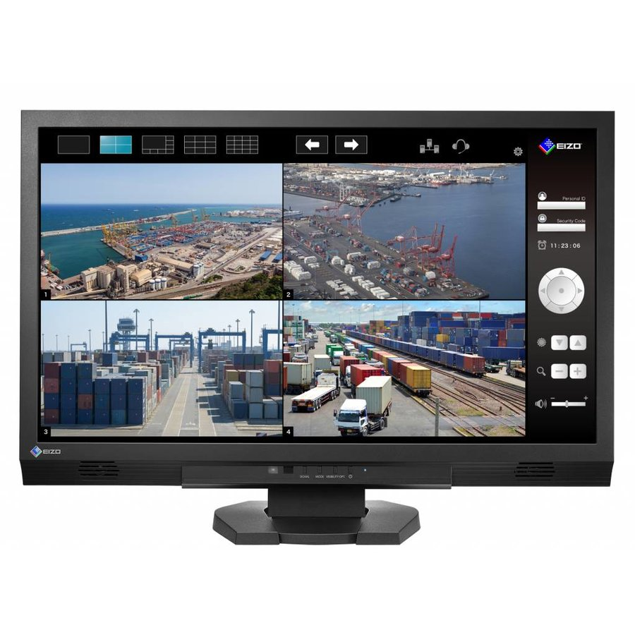 """FDF2306W, 23"""" Widescreen 16:9, 1920 x 1080"""