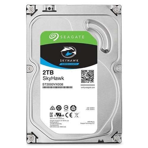 """Seagate 2TB 5.900 rpm 3.5"""" SATA SkyHawk Surveillance HDD"""