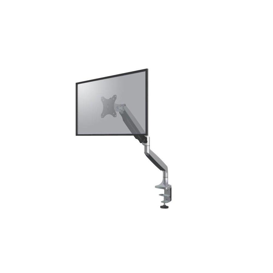 "NM-D750SILVER Flat Screen Desk mount (10-32"") desk clamp/grommet"