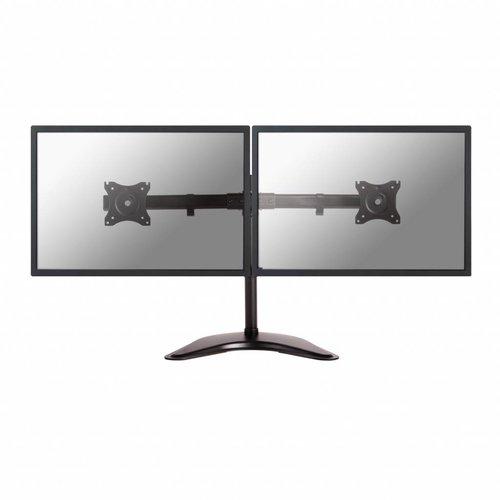 """Neomounts NM-D335DBLACK Flat Screen Desk mount (10-27"""") desk clamp/stand/grommet"""