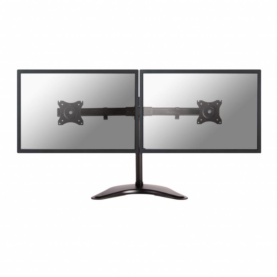 "NM-D335DBLACK Flat Screen Desk mount (10-27"") desk clamp/stand/grommet"