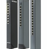 Netgear 8-Port GB WebMgd Plus Clickswitch with POE + incl. Mounting kit
