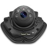 Milesight 2MP Vandal-proof Mini Dome Camera
