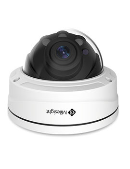 Milesight 2MP Pro Dome Camera Remote Focus & Zoom
