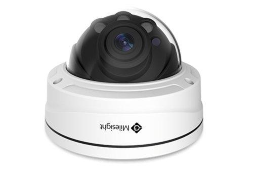 Milesight 2MP Pro Dome Camera Remote Focus & Zoom