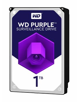 "Western Digital (WDC) 1TB Purple 3.5"" SATA Surveillance HDD"