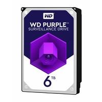 "6TB Purple 3.5"" SATA Surveillance HDD"