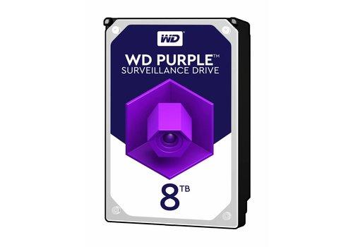 """Western Digital (WDC) 8TB Puple 3.5"""" SATA Surveillance HDD"""