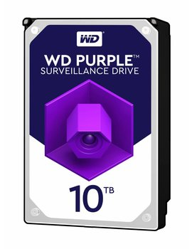 "Western Digital (WDC) 10TB 3.5"" SATA Surveillance HDD Purple"