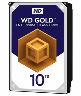 Western Digital (WDC) 10TB WD Gold™ high-capacity datacenter hard drive