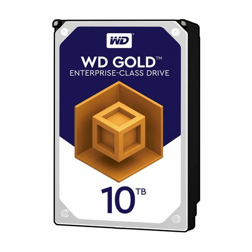 Western Digital (WDC) 10TB WD Gold™ high-capacity datacenter hard drive