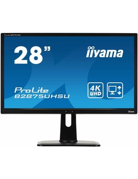 "IIyama 28"" 4K LED 3840 z x 2160"