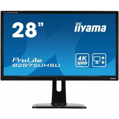 """IIyama 28"""" 4K LED 3840 x 2160"""